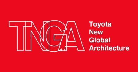 Toyota New Global Architecture logo