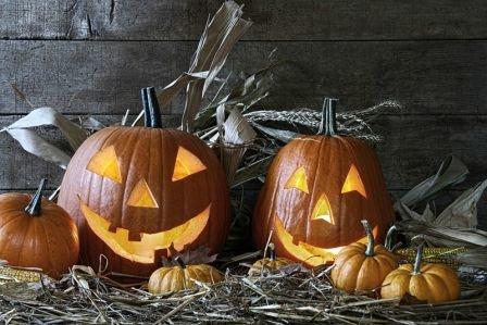 Halloween festivities in Long Island, NY.