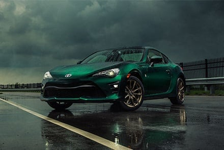 Toyota 86 Hakone Edition on Long Island, NY.