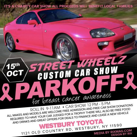 Strong Island Street Wheelz Custom Car Show – Join Us in Showing Support for a Cause That Matters