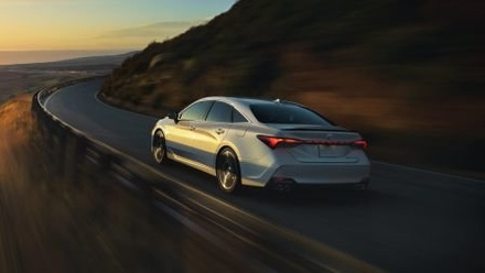 new 2019 Toyota Avalon available soon at Westbury Toyota on Long Island.