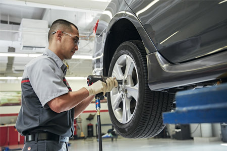 Coupon for Buy a Full Set of 4 Tires and Receive Complimentary Tire Rotations for the Life of the Tires A $34.95 Value