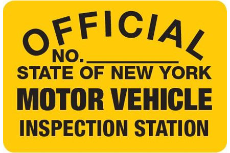 Coupon for $1 New York State Inspection with Any Full Priced Service Normally $37.00