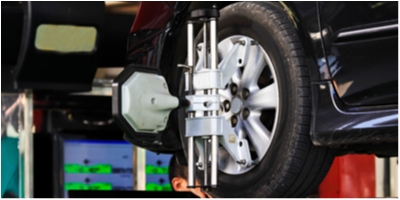 Coupon for 4 Wheel Alignment Special
