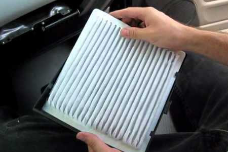 Coupon for Air & Cabin Air Filter Combo $36.00