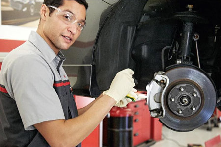 Coupon for Brake Pad Special 10% Off