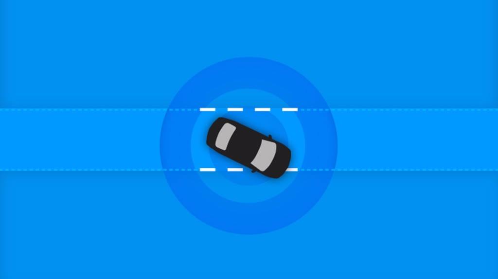 Toyota safety sense TSS lane departure alerting system