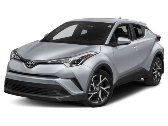 Lease this 2019, Silver, Toyota, C-HR, Limited