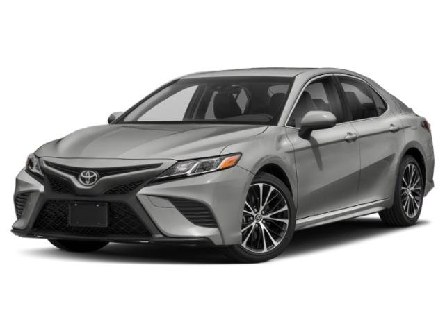 Lease this 2019, Silver, Toyota, Camry, SE
