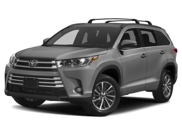 Lease this 2020, Gray, Toyota, Highlander, XLE