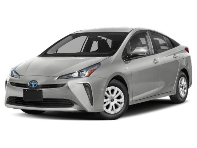Lease this 2019, Silver, Toyota, Prius, LE