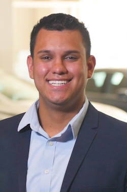 Sales Consultant Tomas Mejia in Sales at Westbury Toyota