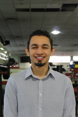 Service Advisor Al Irizarry in Service Team at Westbury Toyota