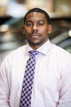 Sales Consultant Jerod Gatling in Sales at Westbury Toyota