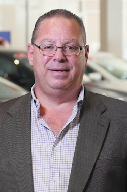 Used Car Sales Manager Scott Baer in Sales Management at Westbury Toyota