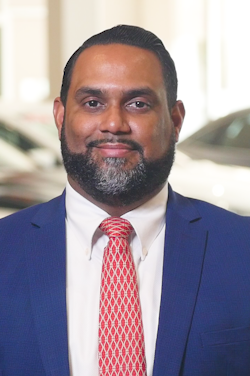 General Manager Randy Abreu in Sales Management at Westbury Toyota
