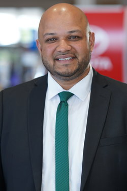 Sales Consultant Abul Hassan in Sales at Westbury Toyota