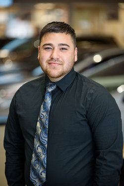 Sales Consultant Cristian Reyes in Sales at Westbury Toyota