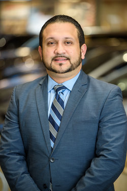 Sales Consultant Jesus Nunez in Sales at Westbury Toyota
