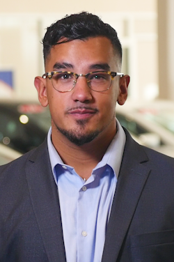 Sales Consultant Jeremy Garcia in Sales at Westbury Toyota