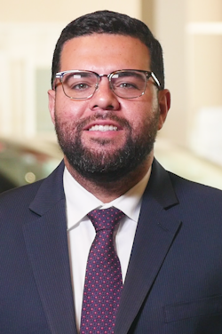 Sales Consultant Jonathan Torres in Sales at Westbury Toyota