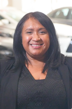 Finance Manager Grace Castillo in Finance at Westbury Toyota