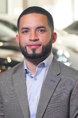 Sales Consultant Julio Collado in Sales at Westbury Toyota