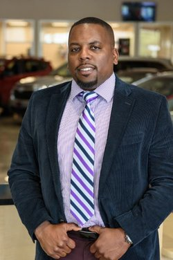 Sales Consultant Gerald Lowe in Sales at Westbury Toyota