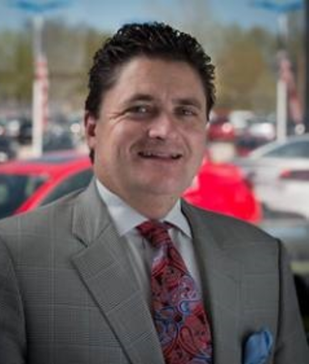 General Manager Marty Dahmer in Sales at Cable Dahmer Auto Direct