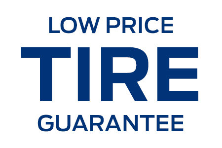 Coupon for Low Price Tire Guarantee 13 major brands. 30-day guarantee. All makes and models.