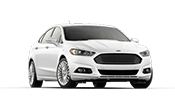Your white Ford Fusion sedan for sale