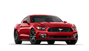 Red Ford Mustang GT for sale in Tampa