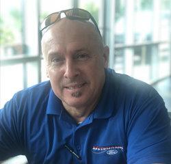 Sales Associate Dennis Dummond in Sales at Veterans Ford