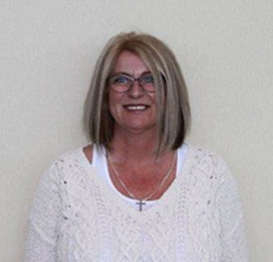 Office Manager Desiree Petrillo in Sales at Veterans Ford