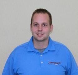 Finance Manager/Internet Sales Sean Bergen in Sales at Veterans Ford