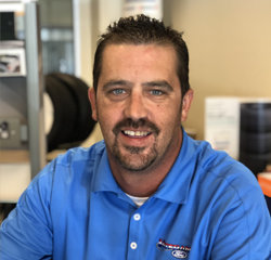 Team Member Travis Tilliwick in Sales at Veterans Ford