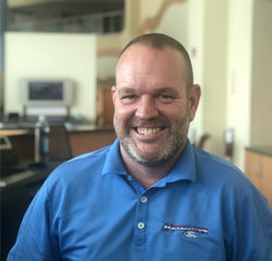 Pre-Owned Manager Adam Pettis in Sales at Veterans Ford