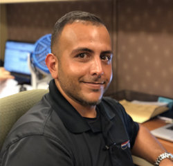Sales Specialist Sami Marshad in Sales at Veterans Ford