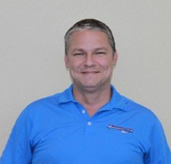 Service Writer Dave Richeson in Sales at Veterans Ford