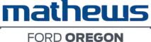 Mathews Ford Oregon Dealership Logo