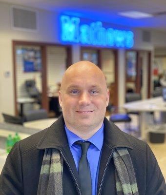 Sales Consultant Bill Barwiler in Sales at Mathews Ford Oregon