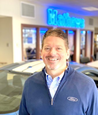 Sales Consultant Jim Kovacs in Sales at Mathews Ford Oregon
