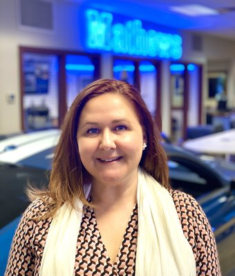 Sales Manager Nicole Smith in Sales at Mathews Ford Oregon