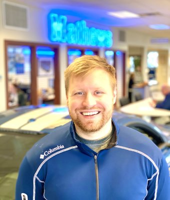 Sales Consultant Josh Palmer in Sales at Mathews Ford Oregon
