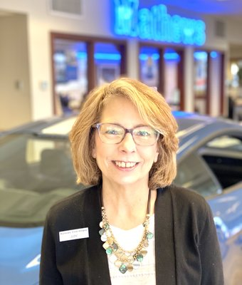 Customer Service Judy Westhoven in Sales at Mathews Ford Oregon