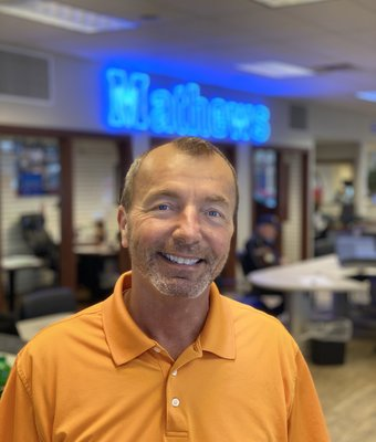 Sales Consultant Mike Sager in Sales at Mathews Ford Oregon