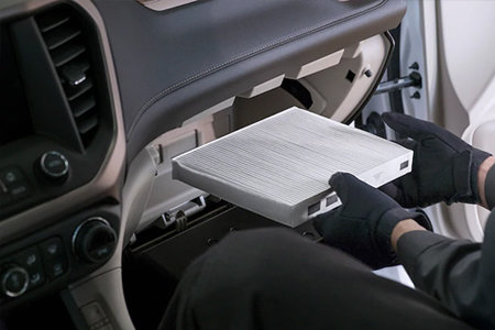 Coupon for In-Cabin & Engine Air Filter Replacement