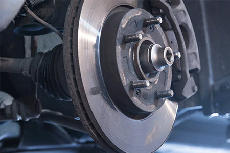 Coupon for Free Brake Pads with any brake service