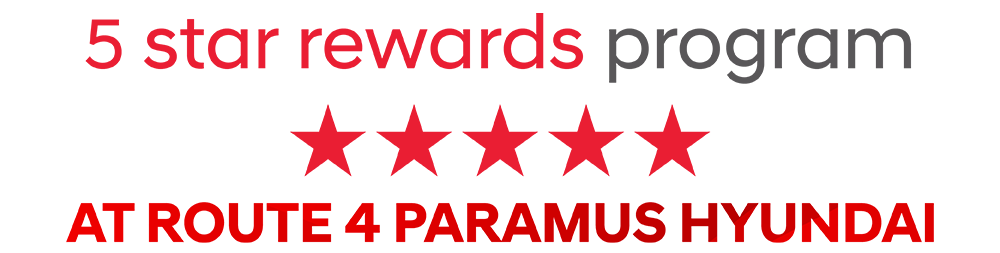 5 star rewards with paramus hyundai