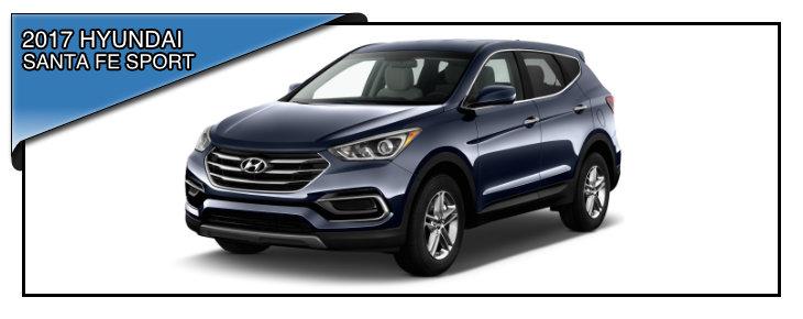 2017 Hyundai Santa Fe Sport In Paramus